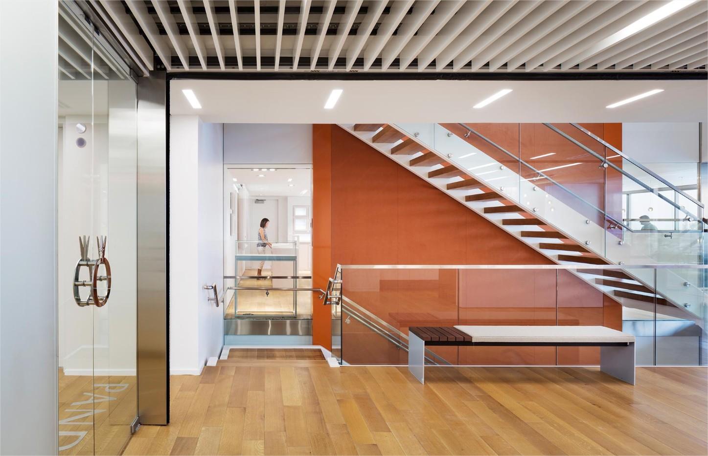 Pandora Americas Headquarters Projects