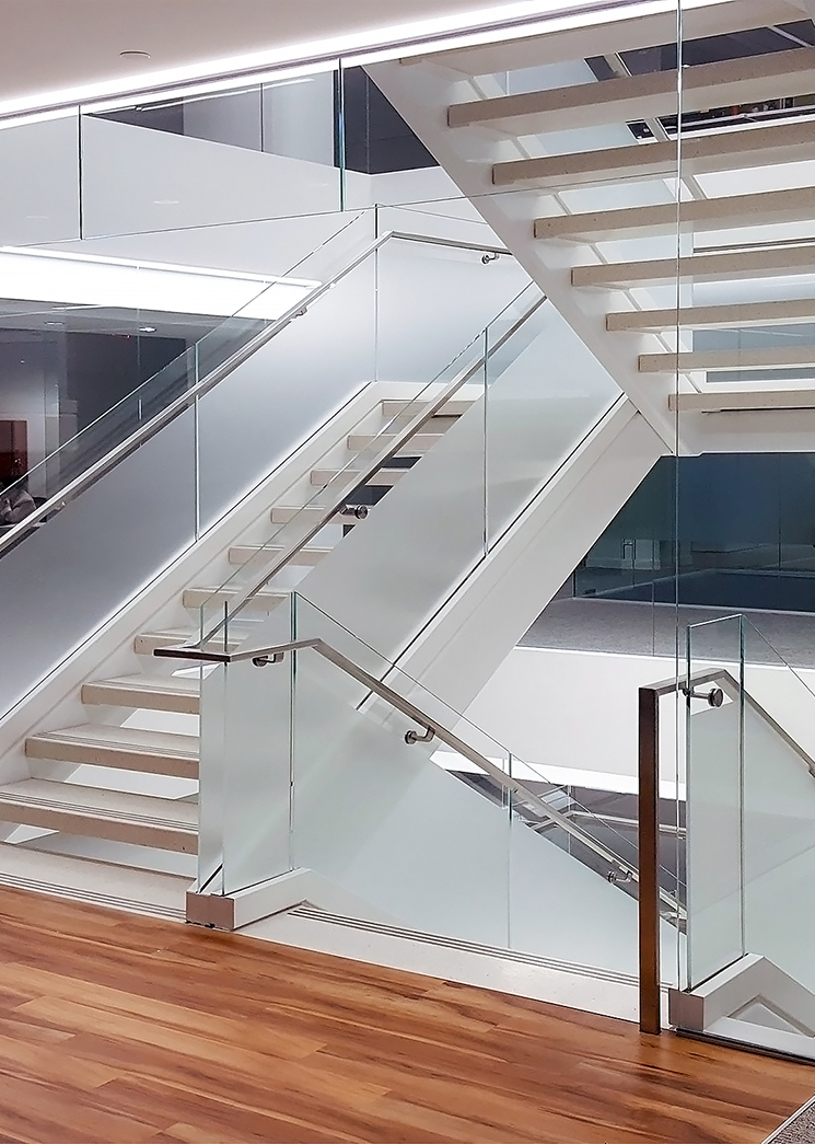 Synergi Innovations - Pre-Fab Modular Stairs